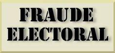 NOTICIAS VERDADERAS: SANTA CRUZ, ANTE UN FRAUDE INSTITUCIONAL.