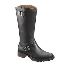 Sebago Saranac Buckle High Boots :: Boots :: Shop now with FootSmart