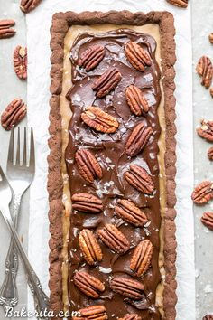 This Chocolate Pecan
