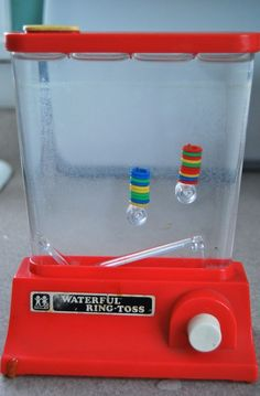 70s toys water ring toss