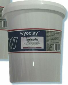 2 Pound Wyoclay Bentonite Clay. Premium Wyoming Deposit Source. 2 POUNDS - exclusive Amazon promotional pricing, limited time!. Meets or exceeds USP Monograph requirements. Powerful pulling power for deep pore cleansing. 100% Sodium Bentonite packaged in premium tamper resistant tub, with easy pull tear ring to open. Resealable. SPI code 5, tub. Sprinkle unto top of liquid in a glass vessel and let it soak and fall naturally, before stirring or shaking. Many people just let it soak…