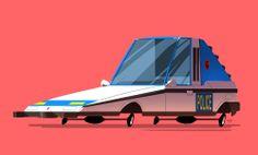 "stuff. (by ido yehimovitz): ""go-go Gadgetmobile!"""