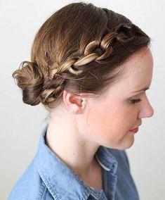 Kısa Saçlı Kadınların Örgü Hasretini Giderecek Hepsi Birbirinden Enfes 23 Model