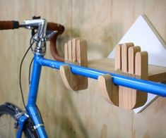 DIY Power Tool Storage W/ Charging Station: 10 Steps (with Pictures) Workshop Storage, Bike Storage, Green Woodworking, Woodworking Projects, Woodworking Shop, Garage Velo, Bike Hanger, Wall Bike Rack, Diy Awning