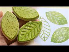 Block Painting, Fabric Painting, Fabric Crafts, Paper Crafts, Line Art Flowers, Kalamkari Painting, Handmade Stamps, Fabric Stamping, Stamp Making