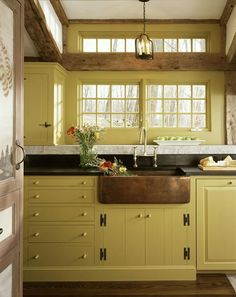 Custom Made Country Kitchen