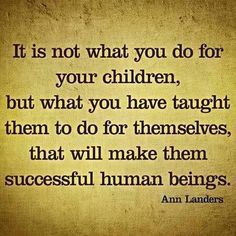 Another reason my kids should start doing chores. Also, I really want my daughter-in-law to like me.  :)