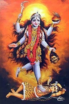 Kali Gayatri Mantra