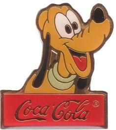 Coca-Cola/Disney Pluto Pin
