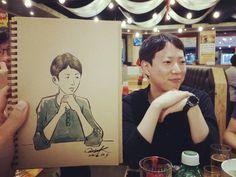 #그림그리는남자 #비정규직일러스트레이터 #그림스타그램 #일러스타그램 #감성폭발 #일러스트 #아클 #캐리커쳐 #초상화 #TemporaryIllustrator #painting #illustration #ArtClub #caricature