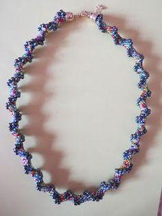 45 Besten Perlenhäkeln Bilder Auf Pinterest Bead Crochet