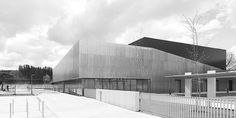 Complexe sportif _ Pamiers _ W-Architectures