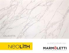 Ahora en México encuentra #NeoLITH #Calacatta en #Exclusiva por #marmoletti