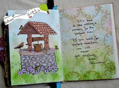 Faith Journal; Digi from Imagine That! Digi Stamp