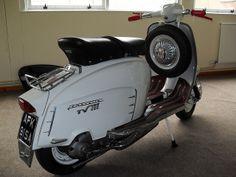 1963 Lambretta TV 200 #scooter