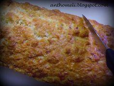 Greek Dishes, Greek Recipes, Baked Potato, Banana Bread, Food And Drink, Snacks, Breakfast, Ethnic Recipes, Desserts