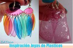 M Joyas de Plastico Inspiracion para Proyectos - enrHedando