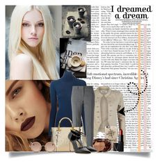 """""""I dreamed a dream <3"""" by andy0008 ❤ liked on Polyvore featuring ONLY, Ermanno Scervino, DKNY, Casetify, Guerlain, The Row, NARS Cosmetics and Gucci"""