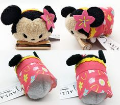 Preview: Aulani Exclusive Minnie Mouse Tsum Tsum