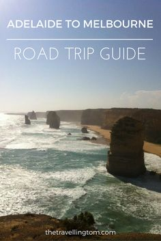 An Adelaide to Melbourne road trip is one of the best things you can do while travelling in Australia! This route takes in the amazing Great Ocean road and lesser known place such as the Grampians and Wilson's Promontory!