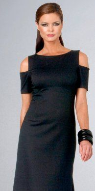 Cut-out Shoulder Dresses from NUE by Shani