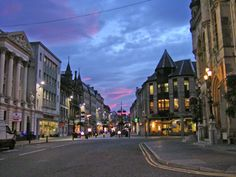 Inverness Sunrise by madfacemedia, via Flickr