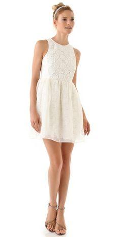 Stylmee - Tibi Sleeveless Dressn $680  Stylmee Featured Brand: Tibi  #fashiongame #fashion