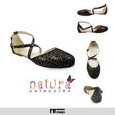 Colección Natura calzadotriunfo.com