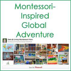 Montessori-Inspired Global Adventure #SuliaMoms #Montessori
