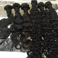 Brazilian Peruvian Malaysian hair!! Grade 6A hair. We deliver all day!! No processed hair. Lengths from 10 inches to 30 inches.  Call is @ 404-447-5141 textor email sandrabattise@gmail.com by bundlehairmafia