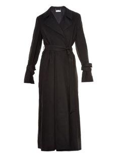 Kezia long trench coat | Stella McCartney | MATCHESFASHION.COM UK