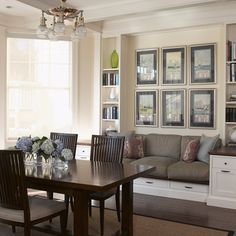 Queen Anne Residence - traditional - dining room - san francisco - Aleck Wilson Architects