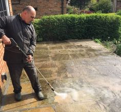 In High Pressure Cleaning, an electronic motor or engine pump is used to clean the contaminated surface from pollutants. Roof Cleaning, Oil Stains, Pressure Washing, Cleaning Solutions, Washer, Dublin, Investing, How To Remove, Website