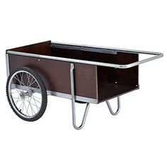 Sandusky Lee 65 Cubic Foot Galvanized Steel Edging Garden Cart 525 Length 2125 Height 3150 Width * Check this awesome product by going to the link at the image.