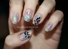 rebecca likes nails - absolutly loooove it!!