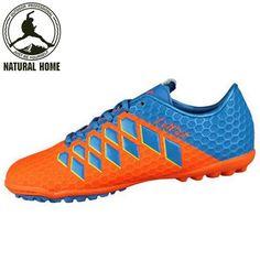 e54838f180  NaturalHome  Brand Football Boots Men Chaussure Football Homme Soccer  Shoes Indoor Botitas de Futbol