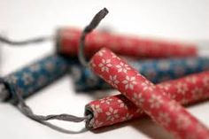 Firecrackers - No of July was complete without them!