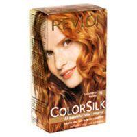 revlon colorsilk #72: strawberry blonde