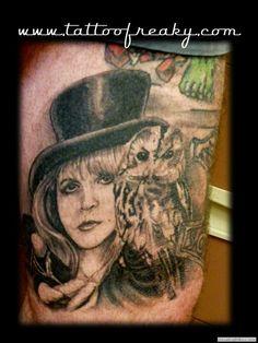 tattoo stevie nicks | Stevie Nicks