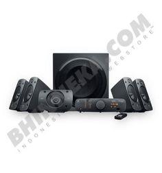 Jual LOGITECH 5.1 Speaker Z-906 [980-000468] - Speaker 5.1 System - Harga, Spesifikasi, dan Review