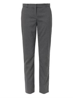 Mary trousers | Diane Von Furstenberg | beautiful twill trousers
