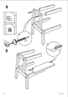 Ikea Akurum Base Cabinet Frame Assembly Instruction
