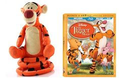 Enter to win tigger prize pack with chip and co! Plus their website has a bunch of useful blogs and tips!