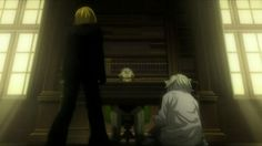 Death Note : Mello and Near are told of L's death and his succession