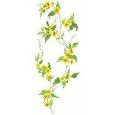 South carolina state flower yellow jessamine flowers flowers yellow tattoo ideas vine jasmine tattoo confederate yellow flower mightylinksfo