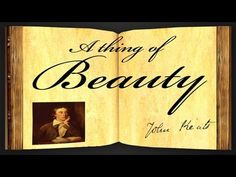 A Thing Of Beauty by John Keats - Poetry Reading
