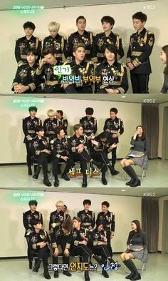 Super Junior reveal they feel a big, empty spot during concerts when members are away for military service | http://www.allkpop.com/article/2014/11/super-junior-reveal-they-feel-a-big-empty-spot-during-concerts-when-members-are-away-for-military-service