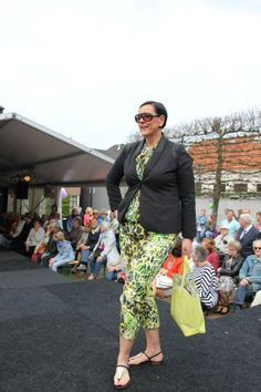 Modeshow april 2014