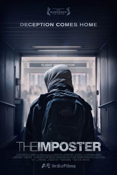 """Trailer For """"The Imposter""""... it seems to be a docu-drama based on true crime"""