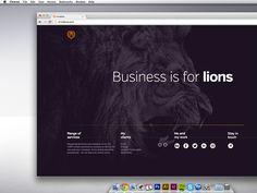 Personal website by Cris Labno